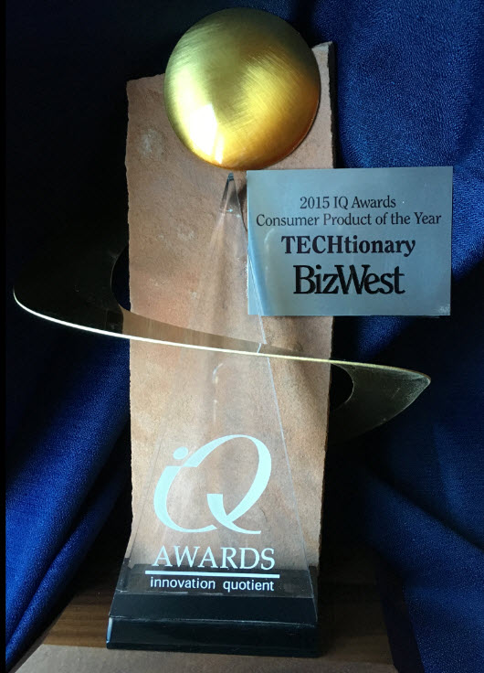 bieyes-iq-award